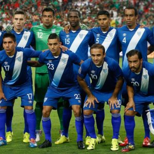 Guatemala Football Team