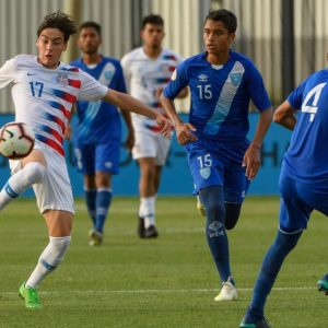 USA vs Guatemala 3-0